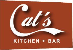 Cat's Kitchen + Bar Logo